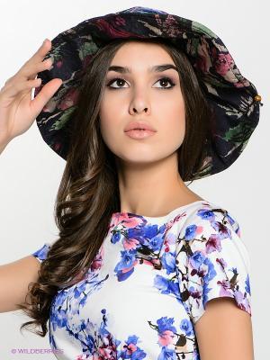 Шляпа FOMAS. Цвет: темно-синий, синий, розовый