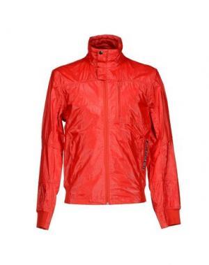 Куртка DOLOMITE. Цвет: красный