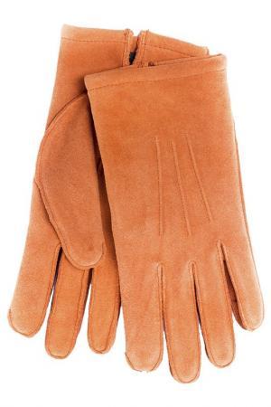 Перчатки Baggini. Цвет: оранжевый