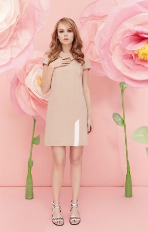 Платье Бежевое Trends Brands Base 116675