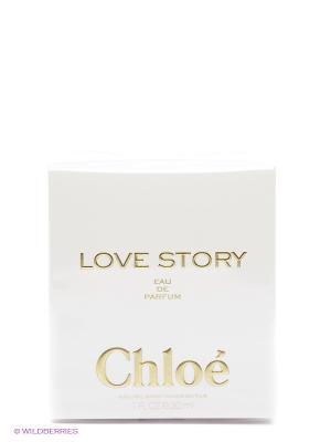 Парфюмерная вода Love Story, 30 мл CHLOE. Цвет: белый