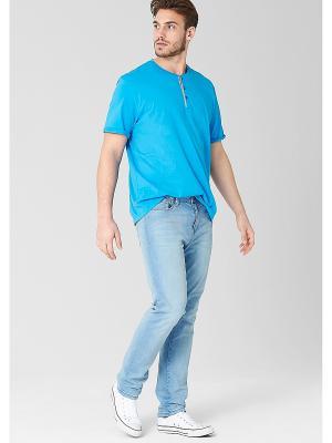Джинсы S.OLIVER. Цвет: синий