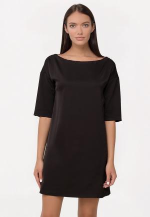 Платье ANNAPAVLA. Цвет: черный