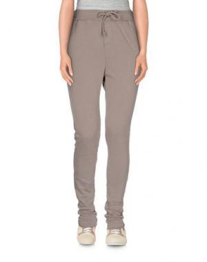 Повседневные брюки EMPATHIE. Цвет: хаки