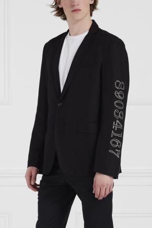 Пиджак Libertine. Цвет: черный