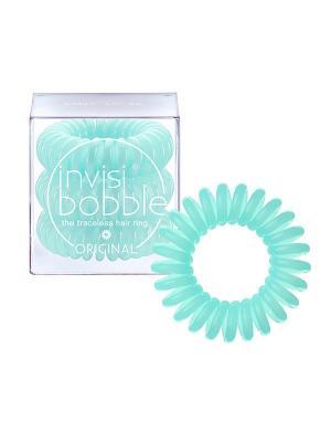 Резинка-браслет для волос invisibobble ORIGINAL Mint to Be. Цвет: бирюзовый
