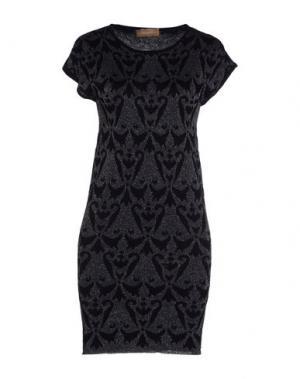 Короткое платье JEORDIE'S. Цвет: черный