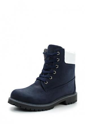 Ботинки Matt Nawill. Цвет: синий