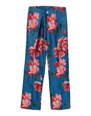 Повседневные брюки F.R.S. FOR RESTLESS SLEEPERS. Цвет: цвет морской волны