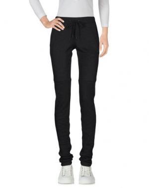 Повседневные брюки Y-3. Цвет: свинцово-серый