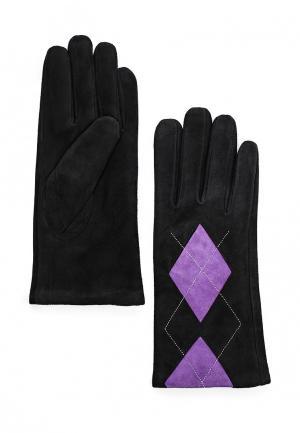 Перчатки Vitacci. Цвет: черный