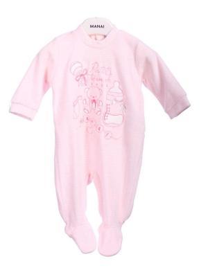 Комбинезон детский MANAI. Цвет: розовый