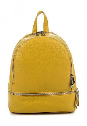 Рюкзак Afina. Цвет: желтый