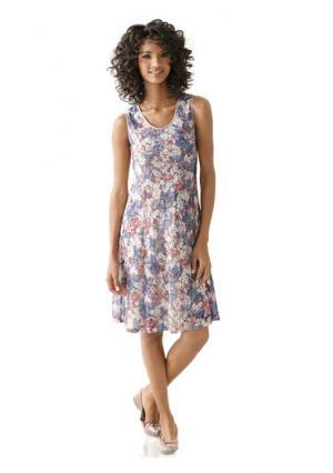 Платье Linea Tesini. Цвет: цветной