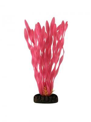 Растение светящееся для аквариума 20см. LAGUNA. Цвет: розовый