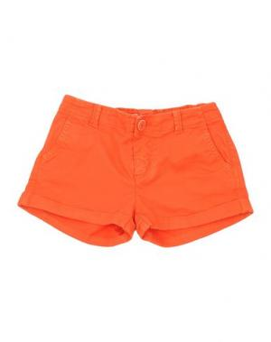 Повседневные шорты MANILA GRACE DENIM. Цвет: оранжевый