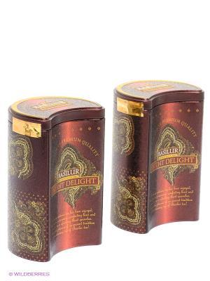 Чайный набор Basilur Восточная коллекция Восточное очарование. Цвет: бордовый, золотистый
