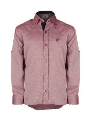 Рубашка ROMA design RK-3048розовый