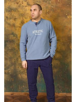 Пижама Renato Balestra. Цвет: голубой
