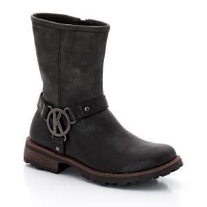Ботинки KAPORAL Wassia 5. Цвет: черный