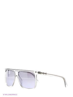 Солнцезащитные очки TM 510S 01 Opposit. Цвет: голубой, прозрачный