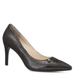 Туфли  C-862 темно-серый KISS MOON
