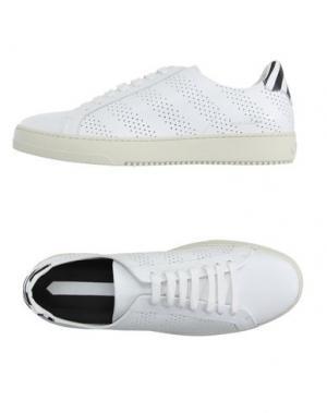 Низкие кеды и кроссовки OFF WHITE C/O VIRGIL ABLOH. Цвет: белый