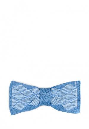 Бабочка Jacote. Цвет: голубой