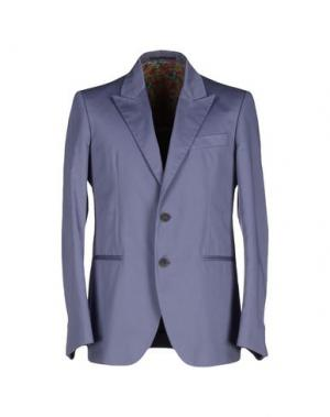 Пиджак MAURO GRIFONI. Цвет: грифельно-синий