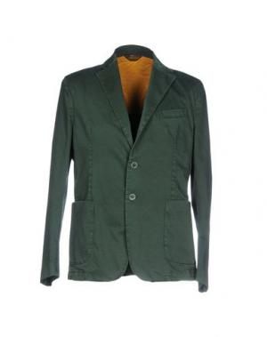 Пиджак HARRY & SONS. Цвет: зеленый