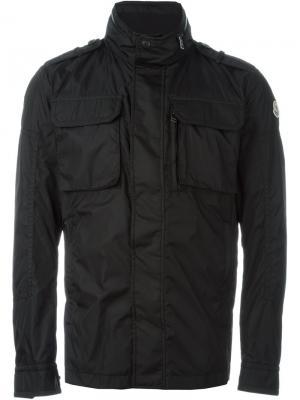 Куртка Jonathan Moncler. Цвет: чёрный