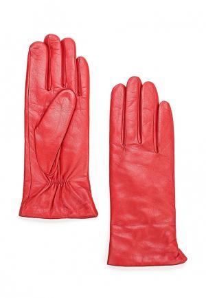 Перчатки Furla. Цвет: красный