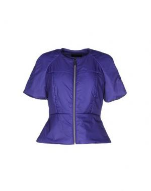 Куртка +MINI. Цвет: фиолетовый