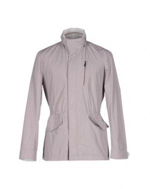 Куртка MABRUN. Цвет: светло-серый
