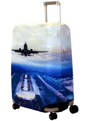 Plane II M/L Coverway. Цвет: синий