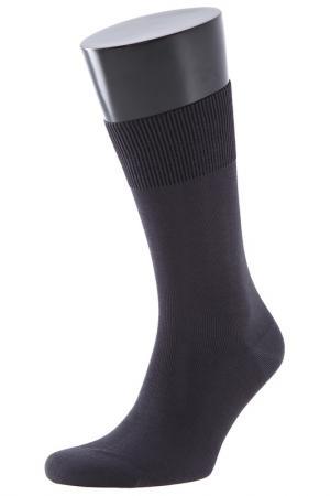 Носки TELLER. Цвет: темно-серый