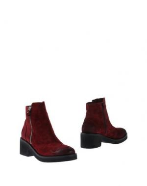 Полусапоги и высокие ботинки 87 VIC MATIĒ. Цвет: пурпурный
