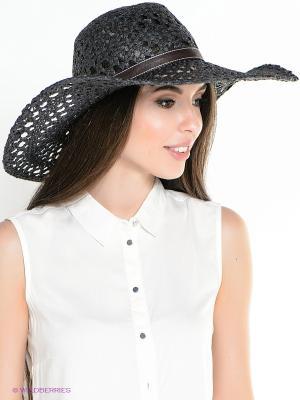Шляпа ESMEE. Цвет: черный