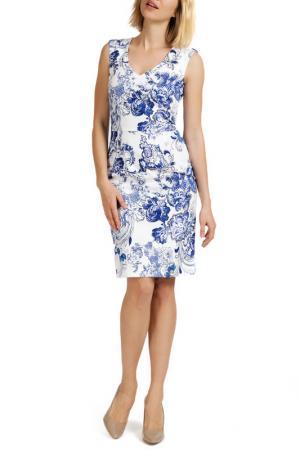 Платье Apanage. Цвет: синий
