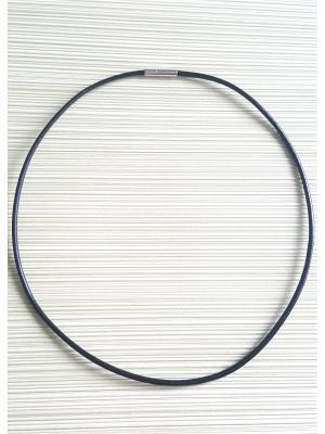 Шнурок для украшений NeKi. Цвет: черный