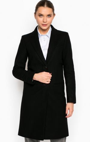 Пальто Cinque. Цвет: черный