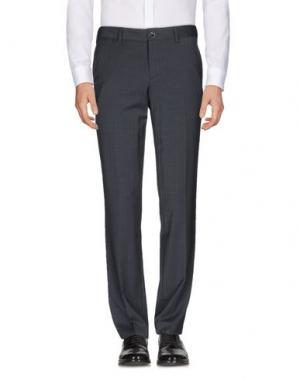 Повседневные брюки FILIPPA K. Цвет: стальной серый