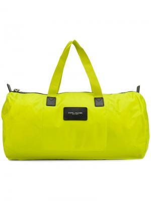 Zipped holdall Marc Jacobs. Цвет: жёлтый и оранжевый