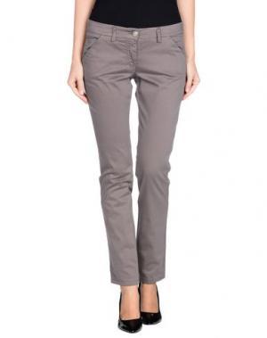 Повседневные брюки L'AIR DE RIEN. Цвет: светло-коричневый
