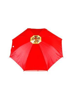 Зонт 1Azaliya. Цвет: красный