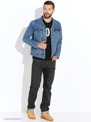 Куртка Levi's®. Цвет: голубой