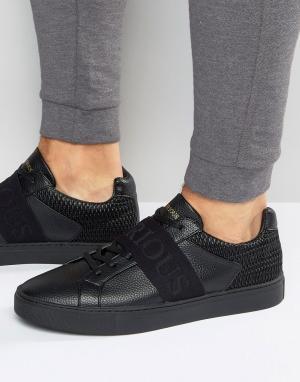 Glorious Gangsta Классические низкие кроссовки. Цвет: черный