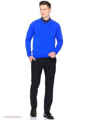 Пуловер Alfred Muller. Цвет: синий