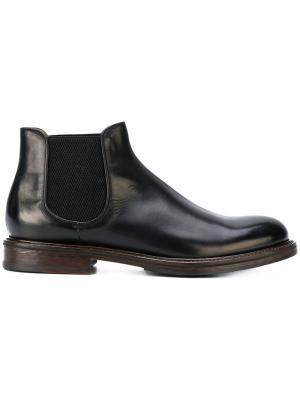 Ботинки Челси Doucals Doucal's. Цвет: чёрный