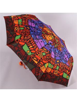 Зонт Airton. Цвет: рыжий